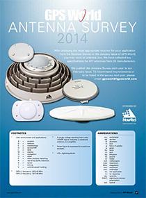 2014 GPS World Antenna Survey
