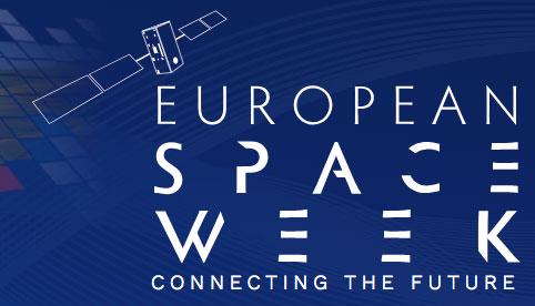 """Résultat de recherche d'images pour """"EUROPEAN SPACE WEEK"""""""