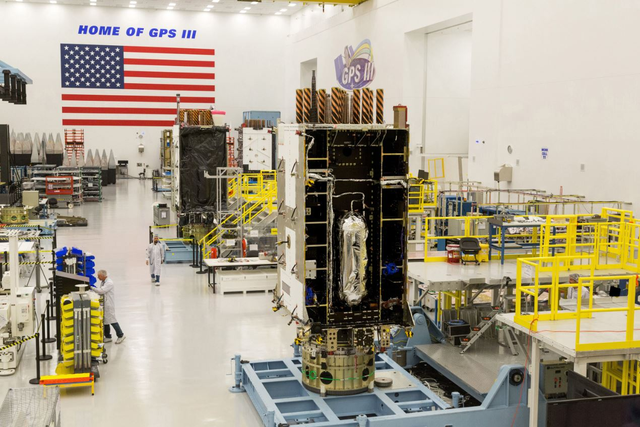 Following Launch And Check Out, Each Future GPS III Satellite Will Take Its  Place In The GPS Constellation. The COps Modifications Will Allow The AEP  OCS To ...