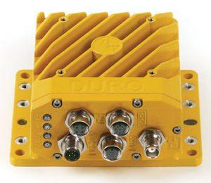 Duro Inertial将GNSS和惯性测量融合到一个组合解决方案中。 (图片:Swift Navigation)